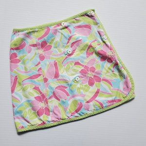 Lilly Pulitzer Reversible Skirt 12